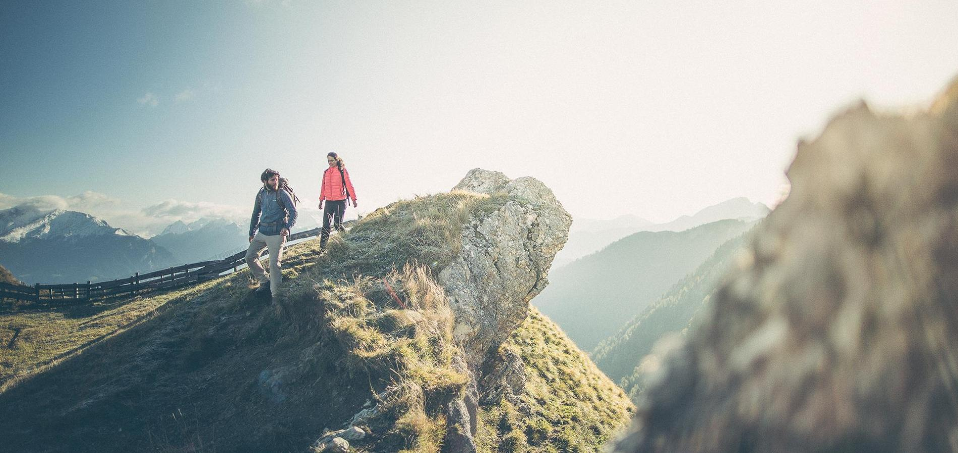 Benvenuti a Colle Isarco - Vacanza in Alto Adige